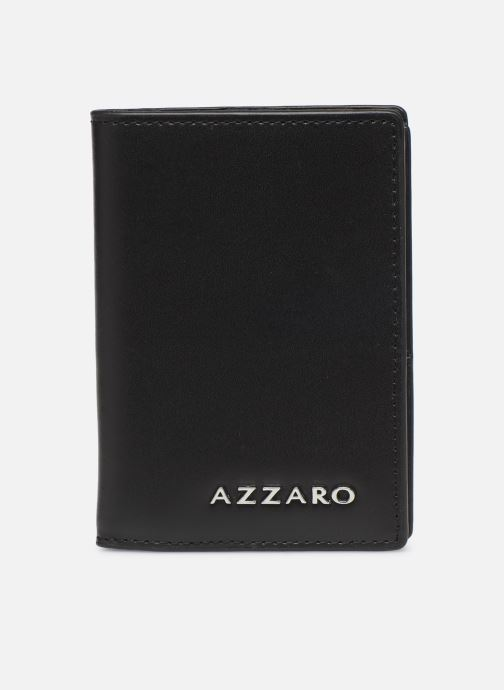 Marroquinería pequeña Azzaro LIVE PORTEFEUILLE JUNIOR Negro vista de detalle / par