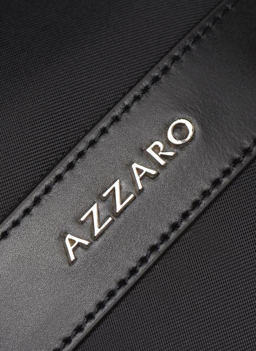 Rucksacks Azzaro CHRONOS SAC A DOS Black view from the left