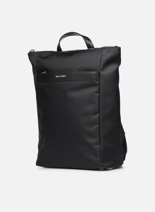 Rucksacks Azzaro CHRONOS SAC A DOS Black model view