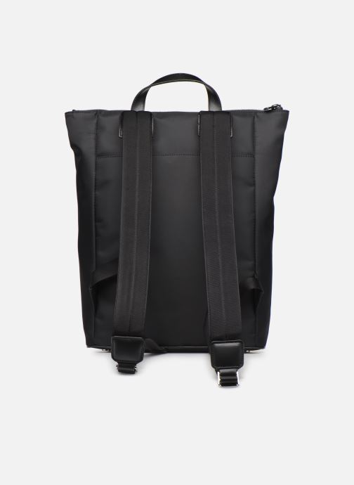 Rucksacks Azzaro CHRONOS SAC A DOS Black front view