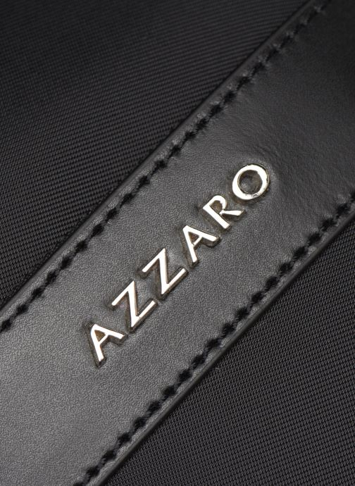 Rucksacks Azzaro CHRONOS SAC A DOS Black view from the left