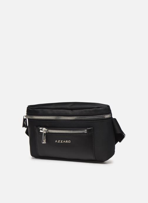 Portemonnaies & Clutches Azzaro CHRONOS BANANE schwarz schuhe getragen