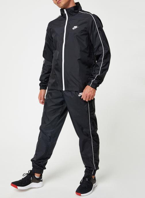 Kleding Nike Survêtement Homme Nike Sporstwear Woven Zwart onder