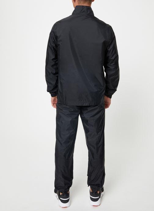 Vêtements Nike Survêtement Homme Nike Sporstwear Woven Noir vue portées chaussures