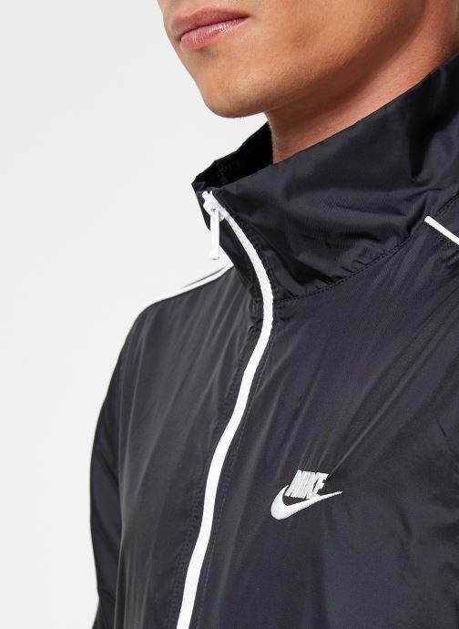 Kleding Nike Survêtement Homme Nike Sporstwear Woven Zwart voorkant