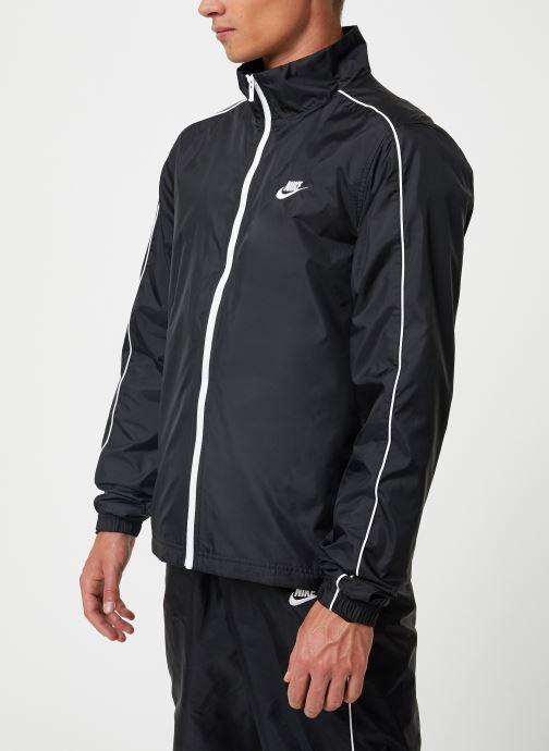 Vêtements Nike Survêtement Homme Nike Sporstwear Woven Noir vue droite
