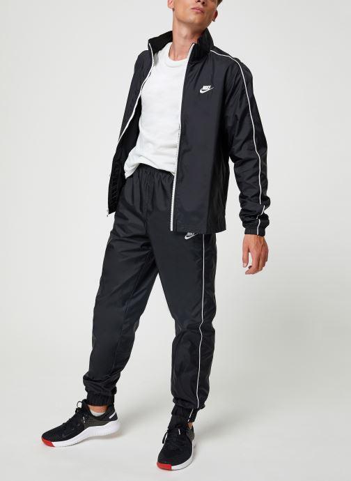 Tøj Nike Survêtement Homme Nike Sporstwear Woven Sort detaljeret billede af skoene