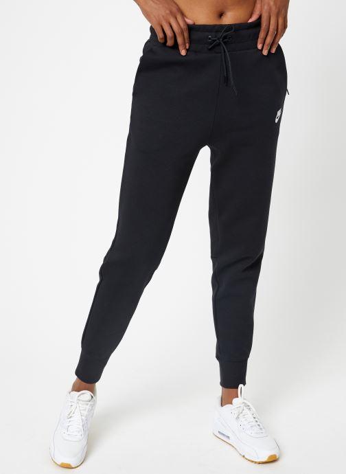 Kleding Nike Pantalon Femme Nike Sportswear tech Fleece Zwart detail