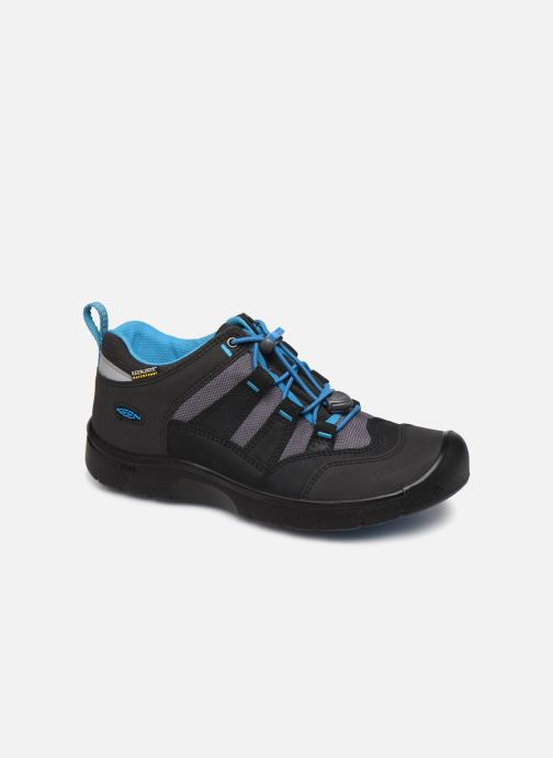 Sport shoes Keen Hikeport Youth Black detailed view/ Pair view