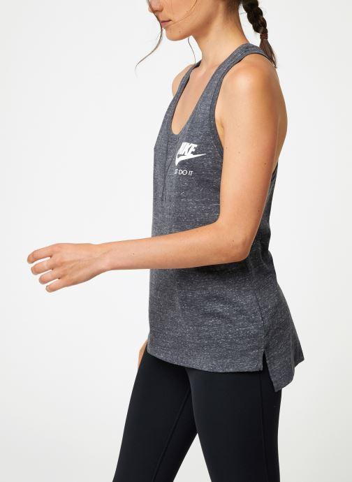 Kleding Nike Débardeur Femme Nike Sportswear Gym Vintage Grijs rechts