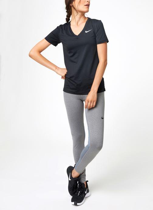 Kleding Nike Haut Manches Courtes Femme Nike Victory Zwart onder