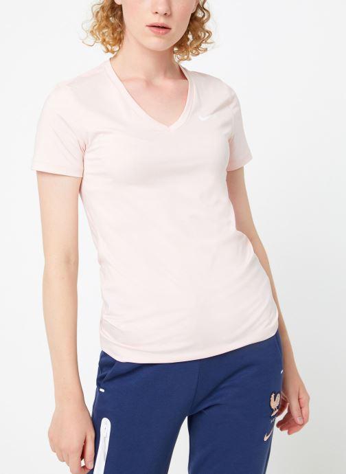 Tøj Accessories Haut Manches Courtes Femme Nike Victory