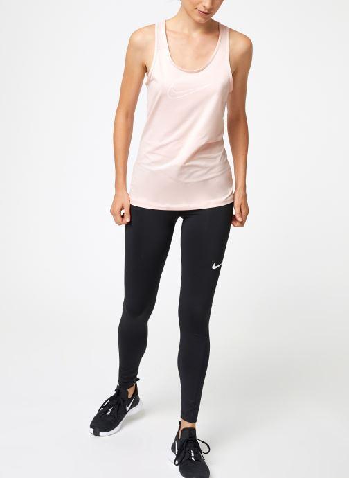 Vêtements Nike Débardeur Femme Nike Victory Rose vue bas / vue portée sac