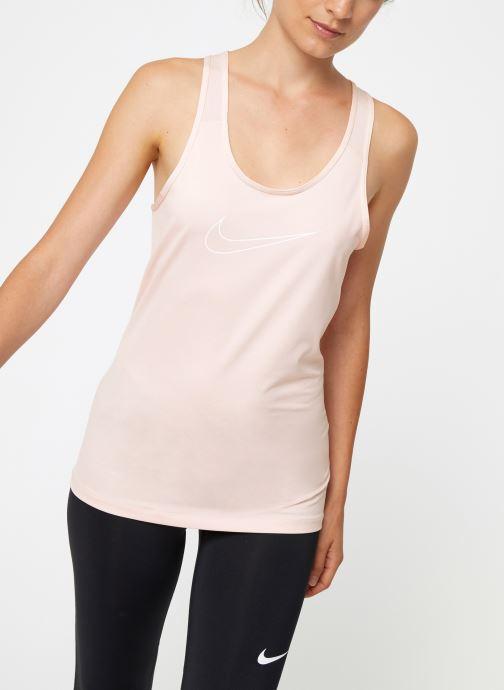 Vêtements Nike Débardeur Femme Nike Victory Rose vue détail/paire