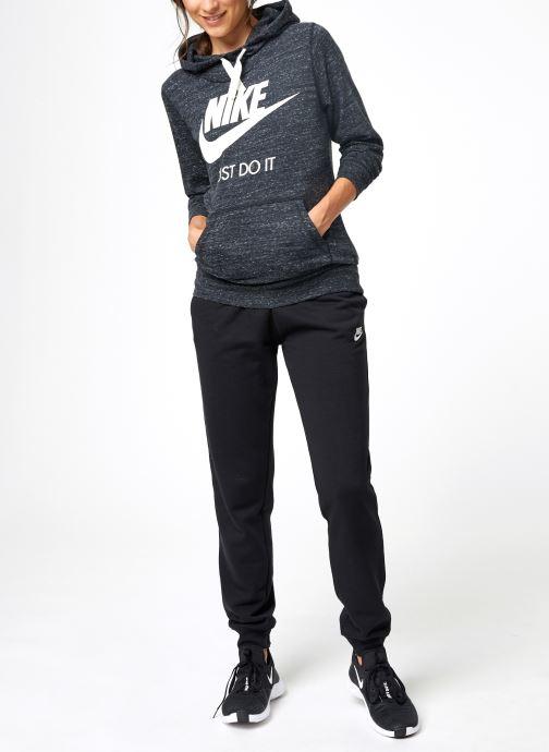 Vêtements Nike Sweat Femme Nike Sportswear Gym Vintage Noir vue bas / vue portée sac