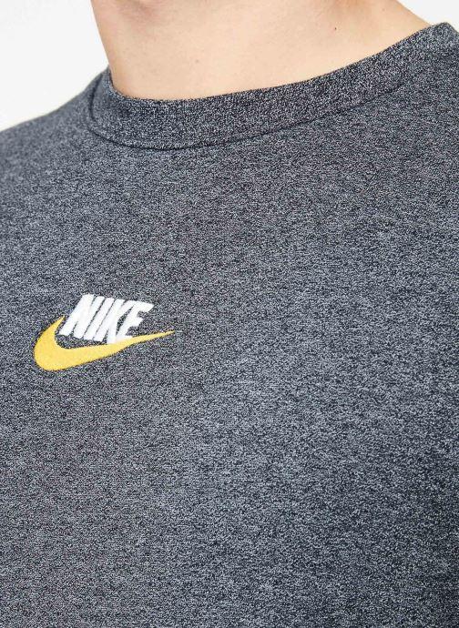 Vêtements Nike Sweat Homme Nike Sportswear Heritage Gris vue face