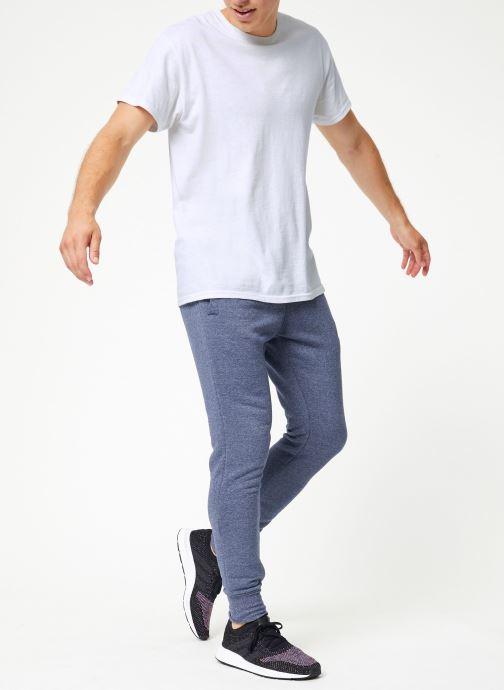 Tøj Nike Pantalon Homme Nike Sportswear Heritage Blå se forneden