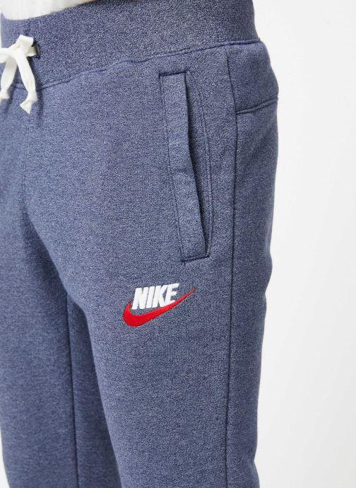 Vêtements Nike Pantalon Homme Nike Sportswear Heritage Bleu vue face