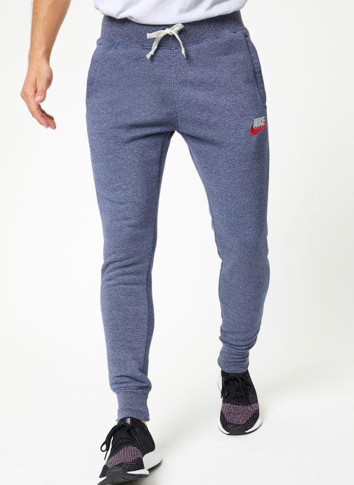 Vêtements Nike Pantalon Homme Nike Sportswear Heritage Bleu vue détail/paire