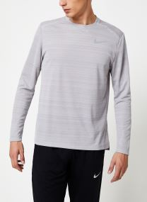 Haut de running Homme Nike Dry Miler manches longues