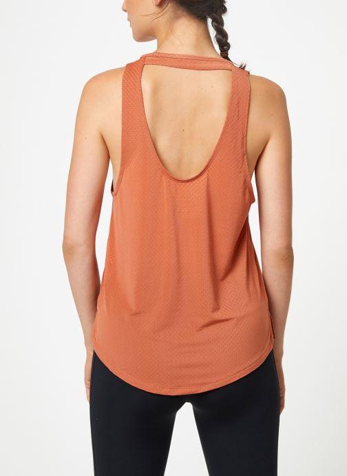 Kleding Nike Débardeur de running Femme Nike Dry Miler Roze model