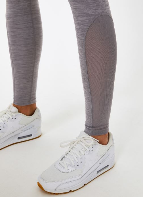 Vêtements Nike Collant de training femme Nike Pro Gris vue face