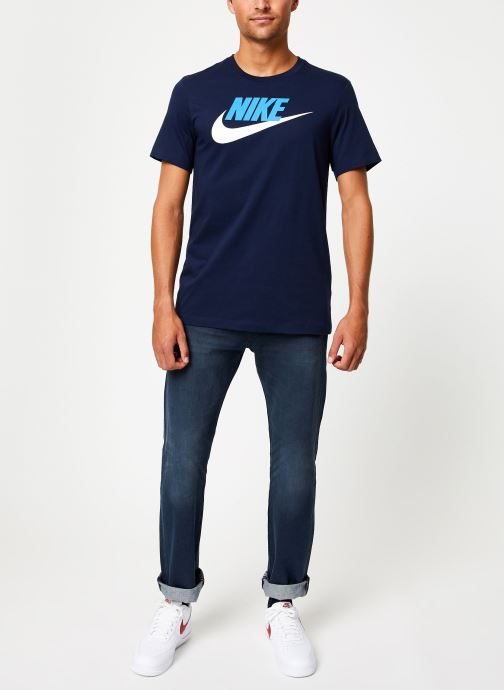 Kleding Nike Tee-Shirt Homme Nike Sportswear Futura Blauw onder