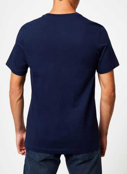 Kleding Nike Tee-Shirt Homme Nike Sportswear Futura Blauw model