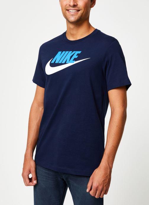 Kleding Nike Tee-Shirt Homme Nike Sportswear Futura Blauw rechts