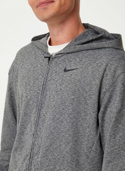 Tøj Nike Veste de training Homme Nike Hyper Dry Grå se forfra