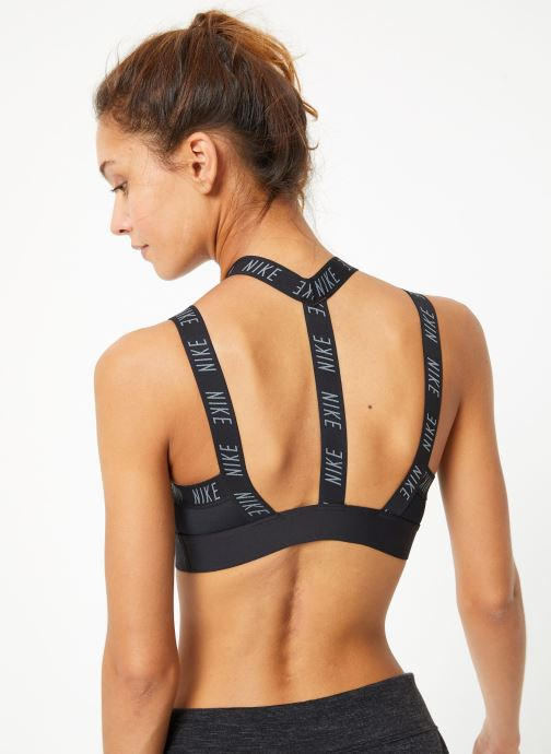 Kleding Nike Brassière de training Femme Nike Indy logo Zwart model