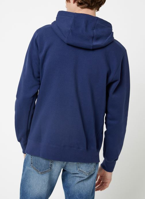 Kleding Nike Veste zippée Homme Nike Sportswear Club Blauw model