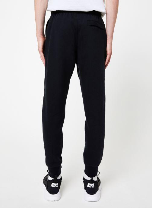 Vêtements Nike Pantalon homme Nike Sportswear Club Noir vue portées chaussures