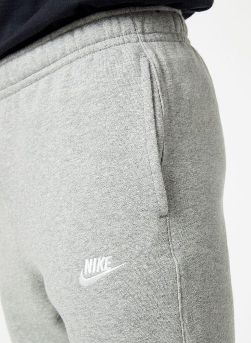 Vêtements Nike Pantalon homme Nike Sportswear Club Gris vue face