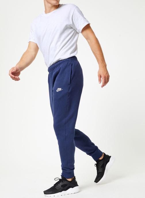 Vêtements Nike Pantalon homme Nike Sportswear Club Bleu vue bas / vue portée sac