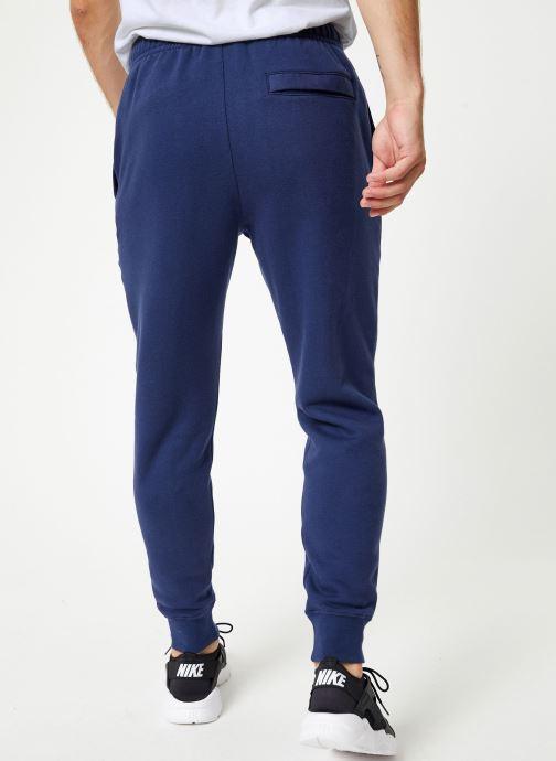 Vêtements Nike Pantalon homme Nike Sportswear Club Bleu vue portées chaussures