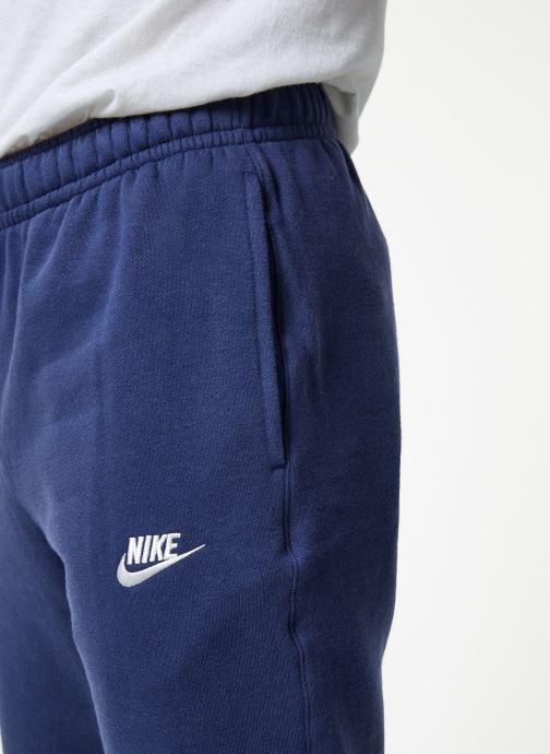 Vêtements Nike Pantalon homme Nike Sportswear Club Bleu vue face