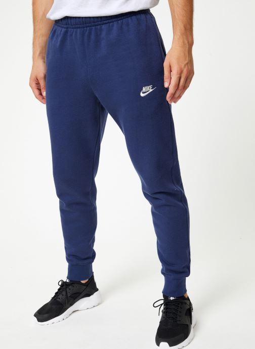 Vêtements Nike Pantalon homme Nike Sportswear Club Bleu vue détail/paire