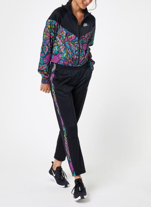 Vêtements Nike Veste Courte Femme Nike Sportswear Futura Noir vue bas / vue portée sac