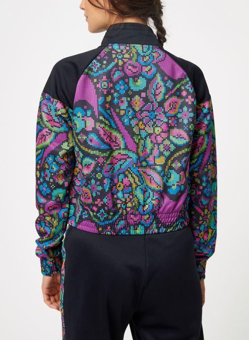 Kleding Nike Veste Courte Femme Nike Sportswear Futura Zwart model