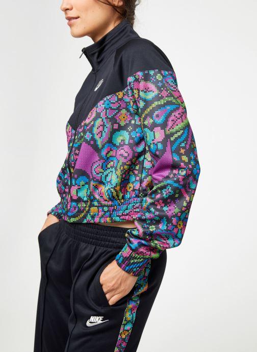 Kleding Nike Veste Courte Femme Nike Sportswear Futura Zwart rechts
