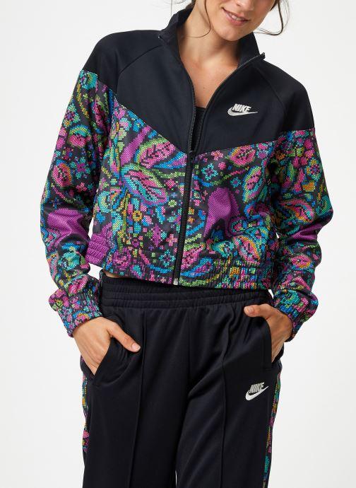 Vêtements Nike Veste Courte Femme Nike Sportswear Futura Noir vue détail/paire