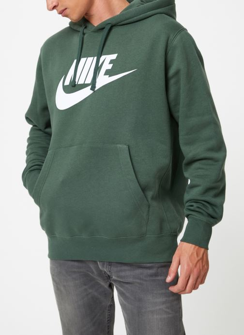 Kleding Nike Sweat à capuche à motif pour Homme Sportswear Club Groen detail