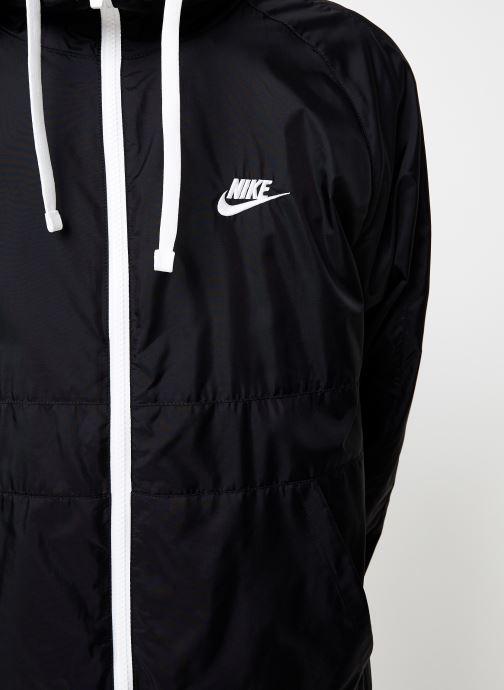 Tøj Nike Survêtement Homme Woven Nike Sportswear Sort se forfra