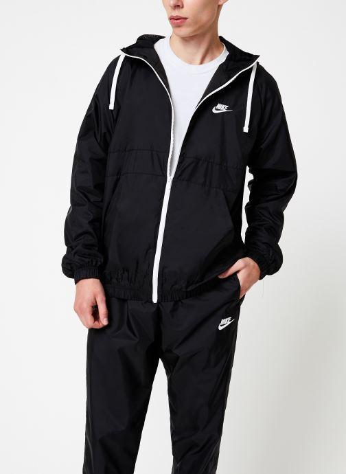 Kleding Nike Survêtement Homme Woven Nike Sportswear Zwart detail