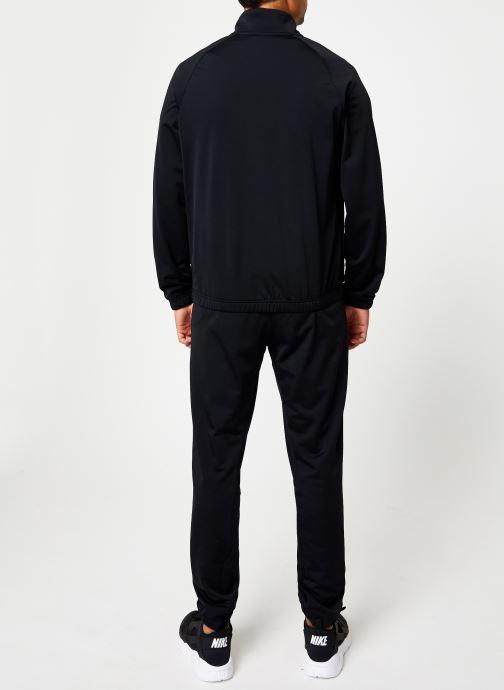 Vêtements Nike Survêtement Homme Nike Sportswear Noir vue portées chaussures