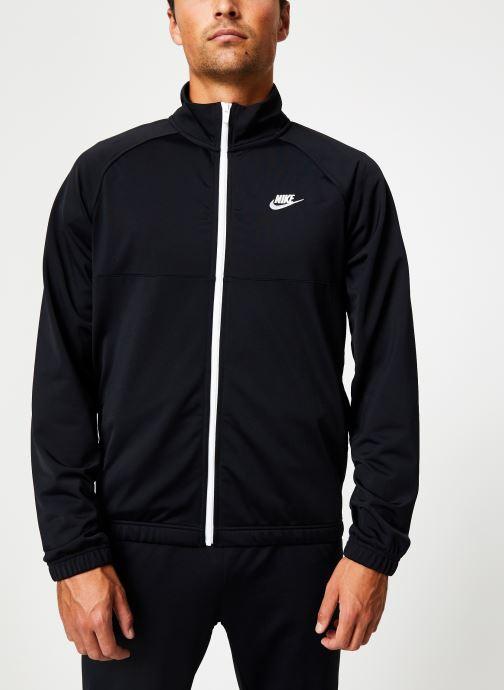 Vêtements Nike Survêtement Homme Nike Sportswear Noir vue face