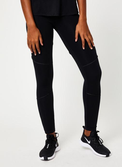 Vêtements Nike Collant de Training femme 7/8 Nike Pro Fierce Noir vue détail/paire