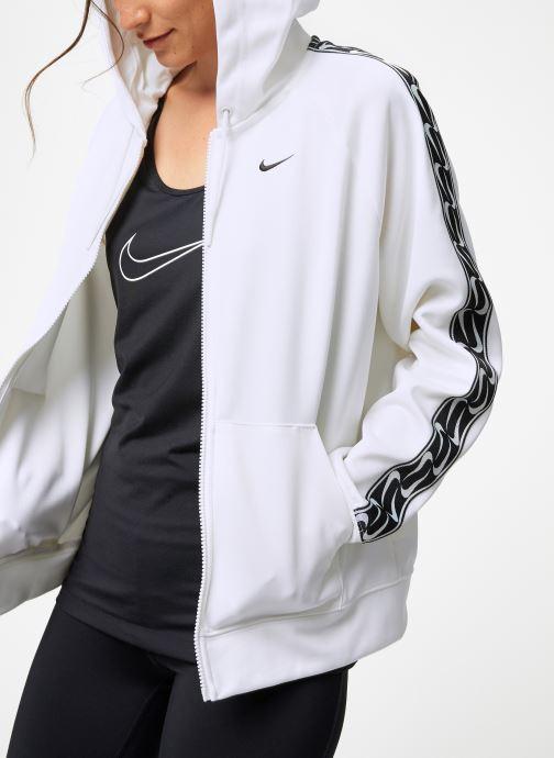 Vêtements Nike Pull Femme Nike Sportswear Logo Blanc vue détail/paire