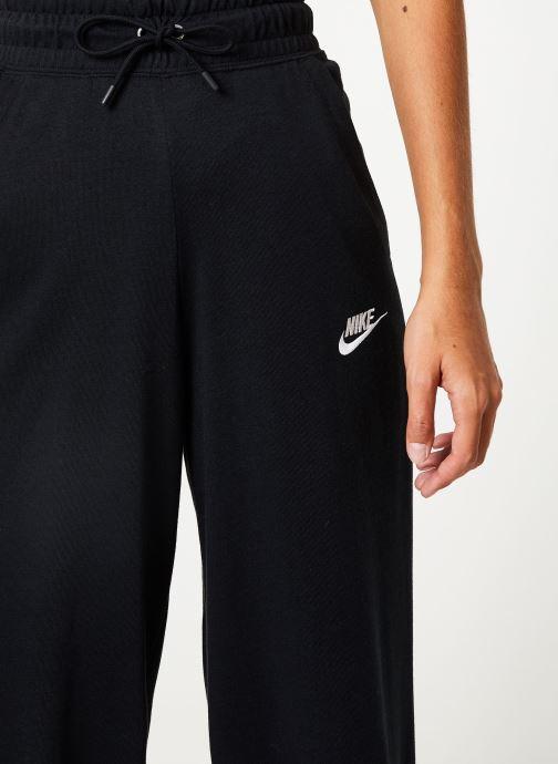 Vêtements Nike Pantalon Femme Nike Sportswear bas droit Noir vue face